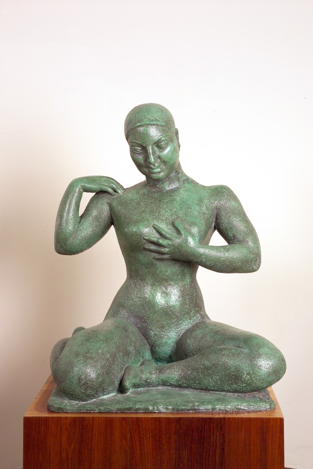 Dora Gordine, Pagan/Femina, bronze, 1930-2
