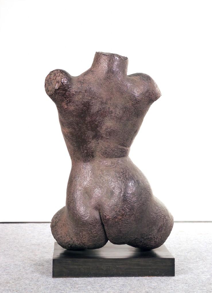 Smiling Torso/Laughing Buttocks, 1937-38, bronze