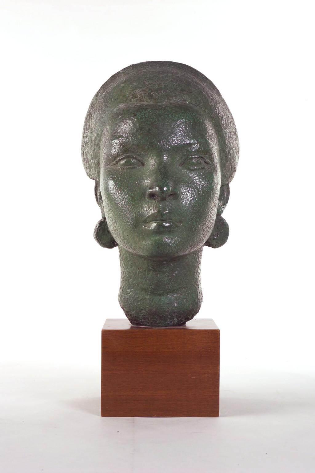 GUADELOUPE HEAD 1926-8