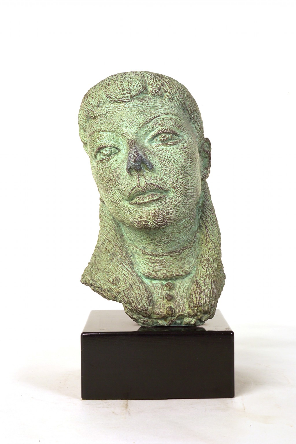 Dora Gordine, Dorothy Tutin, bronze, 1956