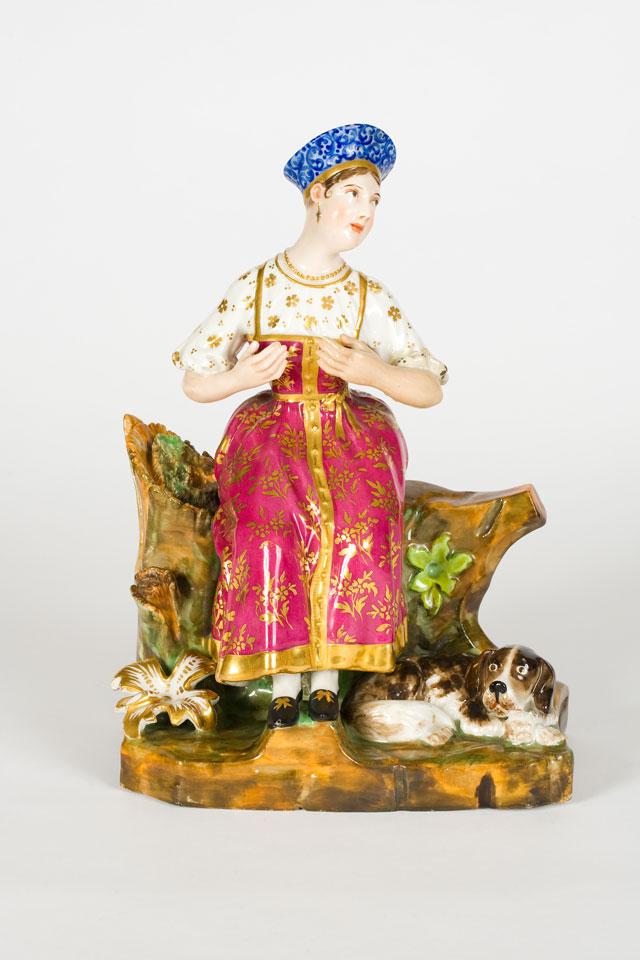 Lady with a Dog, Kornilov Factory