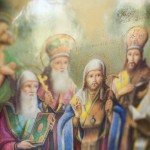 The Rostov Miracle Workers, Russian Icon