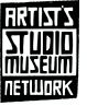 Artists Studio Museum Network logo