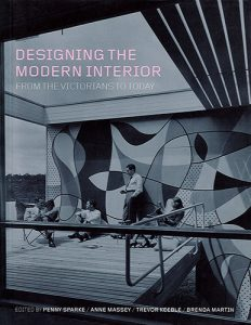 Designing the Modern Interior book cover