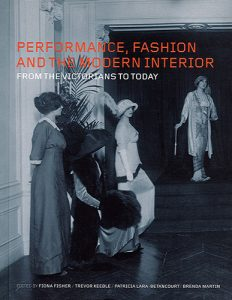 Perfromance, Fashion and the Modern Interior book cover