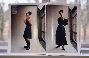 British Vogue at Dorich House Museum